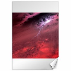 Storm Clouds And Rain Molten Iron May Be Common Occurrences Of Failed Stars Known As Brown Dwarfs Canvas 20  X 30   by Sapixe