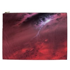 Storm Clouds And Rain Molten Iron May Be Common Occurrences Of Failed Stars Known As Brown Dwarfs Cosmetic Bag (xxl)