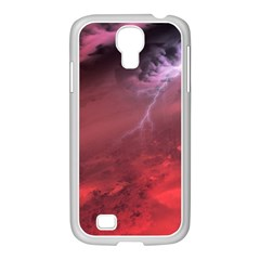 Storm Clouds And Rain Molten Iron May Be Common Occurrences Of Failed Stars Known As Brown Dwarfs Samsung Galaxy S4 I9500/ I9505 Case (white)