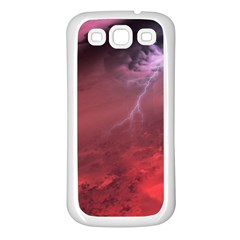 Storm Clouds And Rain Molten Iron May Be Common Occurrences Of Failed Stars Known As Brown Dwarfs Samsung Galaxy S3 Back Case (white)