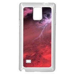Storm Clouds And Rain Molten Iron May Be Common Occurrences Of Failed Stars Known As Brown Dwarfs Samsung Galaxy Note 4 Case (white)