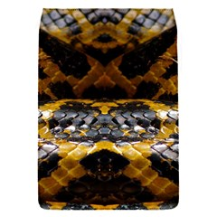Textures Snake Skin Patterns Flap Covers (s)  by Sapixe