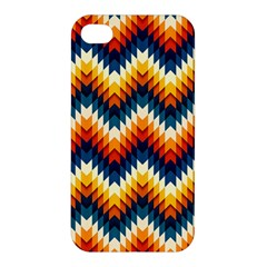 The Amazing Pattern Library Apple Iphone 4/4s Premium Hardshell Case by Sapixe