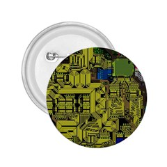 Technology Circuit Board 2 25  Buttons by Sapixe