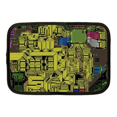 Technology Circuit Board Netbook Case (medium)  by Sapixe