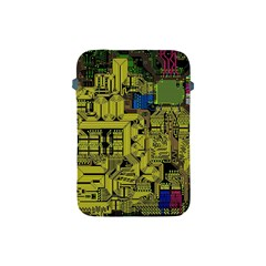 Technology Circuit Board Apple Ipad Mini Protective Soft Cases