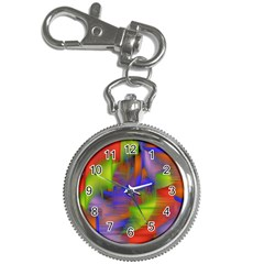 Texture Pattern Programming Processing Key Chain Watches by Sapixe