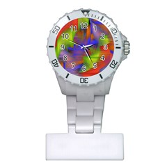 Texture Pattern Programming Processing Plastic Nurses Watch by Sapixe