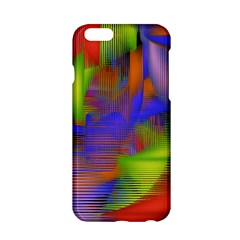 Texture Pattern Programming Processing Apple Iphone 6/6s Hardshell Case