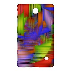 Texture Pattern Programming Processing Samsung Galaxy Tab 4 (8 ) Hardshell Case  by Sapixe
