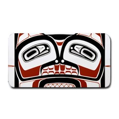 Traditional Northwest Coast Native Art Medium Bar Mats by Sapixe