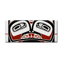 Traditional Northwest Coast Native Art Cosmetic Storage Cases by Sapixe