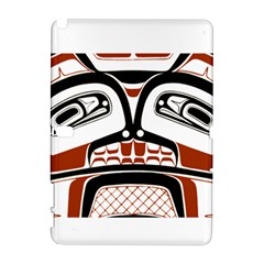 Traditional Northwest Coast Native Art Galaxy Note 1 by Sapixe