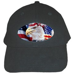 United States Of America Images Independence Day Black Cap by Sapixe