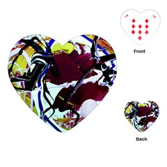 Immediate Attraction 9 Playing Cards (heart)