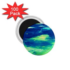 Sky Is The Limit 1 75  Magnets (100 Pack)