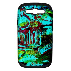 Monastery Estate Samsung Galaxy S Iii Hardshell Case (pc+silicone)