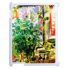 Dscf2188    Plant In The Room Apple Ipad 2 Case (white) by bestdesignintheworld