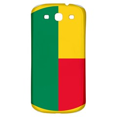 Air Force Roundel Of Benin Samsung Galaxy S3 S Iii Classic Hardshell Back Case by abbeyz71