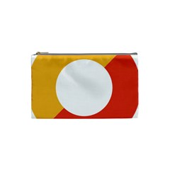 Bhutan Air Force Roundel Cosmetic Bag (small)  by abbeyz71