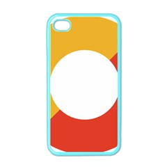 Bhutan Air Force Roundel Apple Iphone 4 Case (color) by abbeyz71