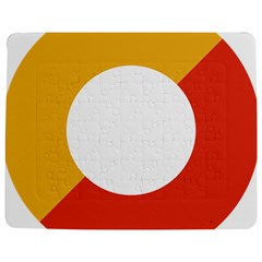 Bhutan Air Force Roundel Jigsaw Puzzle Photo Stand (rectangular) by abbeyz71