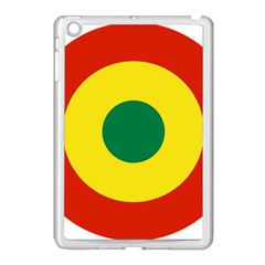 Roundel Of Bolivian Air Force Apple Ipad Mini Case (white) by abbeyz71