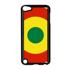 Roundel Of Bolivian Air Force Apple Ipod Touch 5 Case (black) by abbeyz71