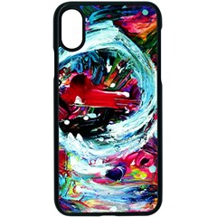 Dscf2356   Red Aierplane Apple Iphone X Seamless Case (black) by bestdesignintheworld
