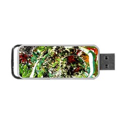 April   Birds Of Paradise 5 Portable Usb Flash (one Side) by bestdesignintheworld