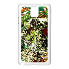 April   Birds Of Paradise 5 Samsung Galaxy Note 3 N9005 Case (white) by bestdesignintheworld