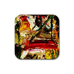 Dscf2283   Mountain Landscape Rubber Coaster (square)