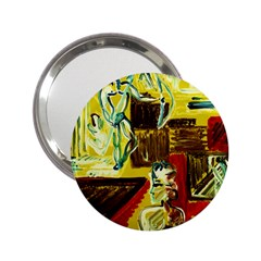 Dscf1482   Ancient Geomenty 2 25  Handbag Mirrors by bestdesignintheworld