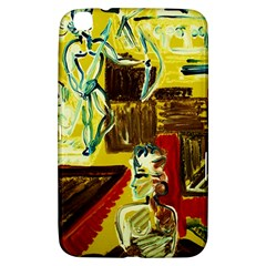 Dscf1482   Ancient Geomenty Samsung Galaxy Tab 3 (8 ) T3100 Hardshell Case  by bestdesignintheworld