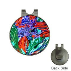 Dscf1366   Birds Of Paradise Hat Clips With Golf Markers by bestdesignintheworld