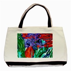 Dscf1366   Birds Of Paradise Basic Tote Bag by bestdesignintheworld