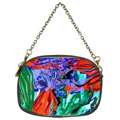 Dscf1366   Birds Of Paradise Chain Purses (one Side)  by bestdesignintheworld
