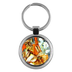 Dscf1503 - With Themis On A Shade Key Chains (round)  by bestdesignintheworld