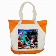 Dscf3313   Jerusalem   Gates Of Haven Accent Tote Bag by bestdesignintheworld