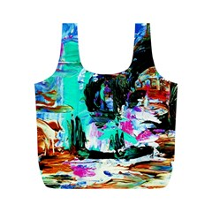 Dscf3313   Jerusalem   Gates Of Haven Full Print Recycle Bags (m)  by bestdesignintheworld