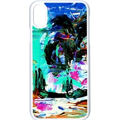 Dscf3313 - Jerusalem - Gates Of Haven Apple Iphone X Seamless Case (white) by bestdesignintheworld