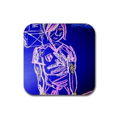 Dscf1445   Californian Boy Rubber Coaster (square)  by bestdesignintheworld