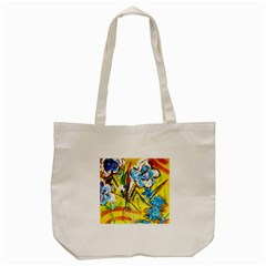 Dscf1422 - Country Flowers In The Yard Tote Bag (cream)