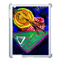 Dscf1464   Horoscope Arrow Apple Ipad 3/4 Case (white) by bestdesignintheworld