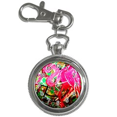 Dscf2035   Flamingo On A Chad Lake Key Chain Watches