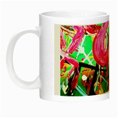 Dscf2035   Flamingo On A Chad Lake Night Luminous Mugs