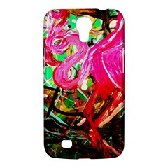 Dscf2035   Flamingo On A Chad Lake Samsung Galaxy Mega 6 3  I9200 Hardshell Case