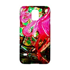 Dscf2035   Flamingo On A Chad Lake Samsung Galaxy S5 Hardshell Case