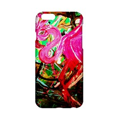 Dscf2035   Flamingo On A Chad Lake Apple Iphone 6/6s Hardshell Case