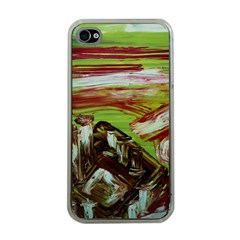 Dscf3217   Parthenon Apple Iphone 4 Case (clear)